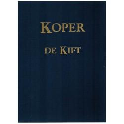 De Kift HC Koper jubileumboek (zonder plaatjes) 1e druk  2001