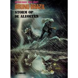 Bruno Brazil 08 Storm op de Aleoeten herdruk Lombard