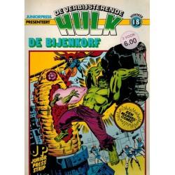 Hulk album 18 De bijenkorf 1e druk 1981