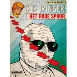 Rik Ringers 24 Het rode spoor herdruk Lombard