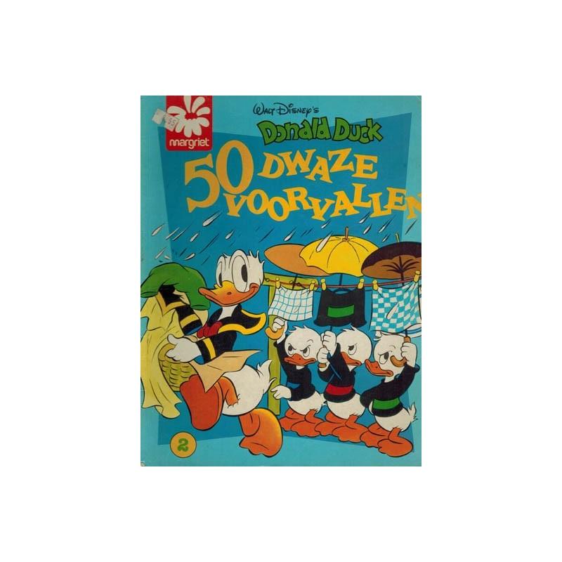 Donald Duck 50 Dwaze voorvallen 02% 1e druk 1983
