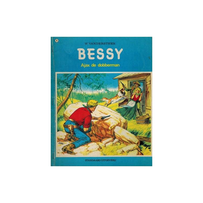 Bessy 076% Ajax de dobberman herdruk