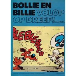 Bollie en Billie reclamealbum Volop op dreef! 1e druk 1977