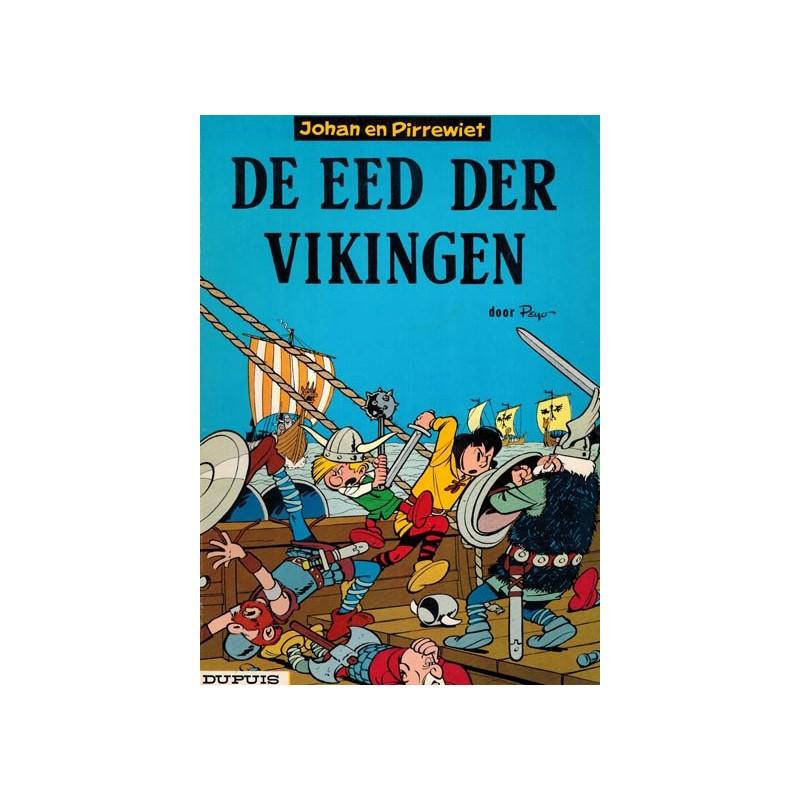 Johan en Pirrewiet 05 De eed van de vikingen herdruk