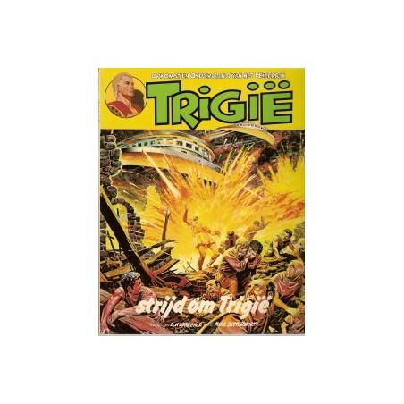 Trigie 01 Strijd om Trigie herdruk ca. 1977