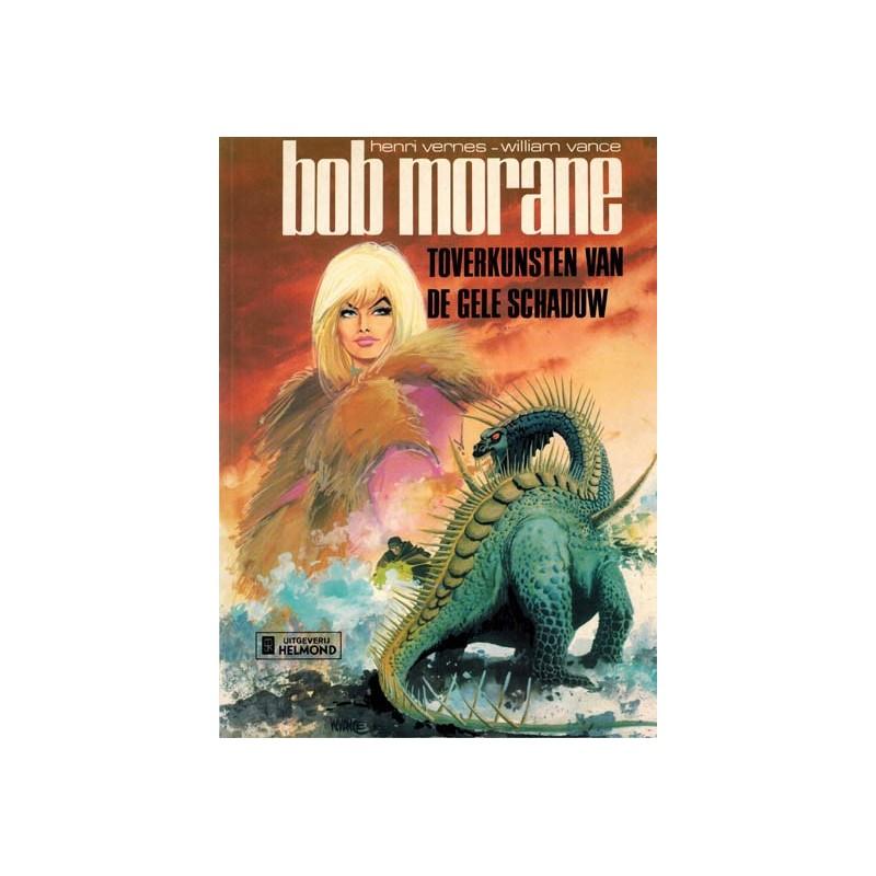 Bob Morane 04 De toverkunsten van de Gele Schaduw herdruk Helmond
