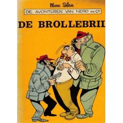 Nero ongekleurd tweede serie 22 De brollebril 1e druk 1978