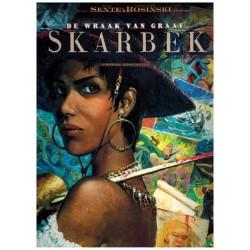De wraak van graaf Skarbek 02 Een bronzen hart 1e druk 2005