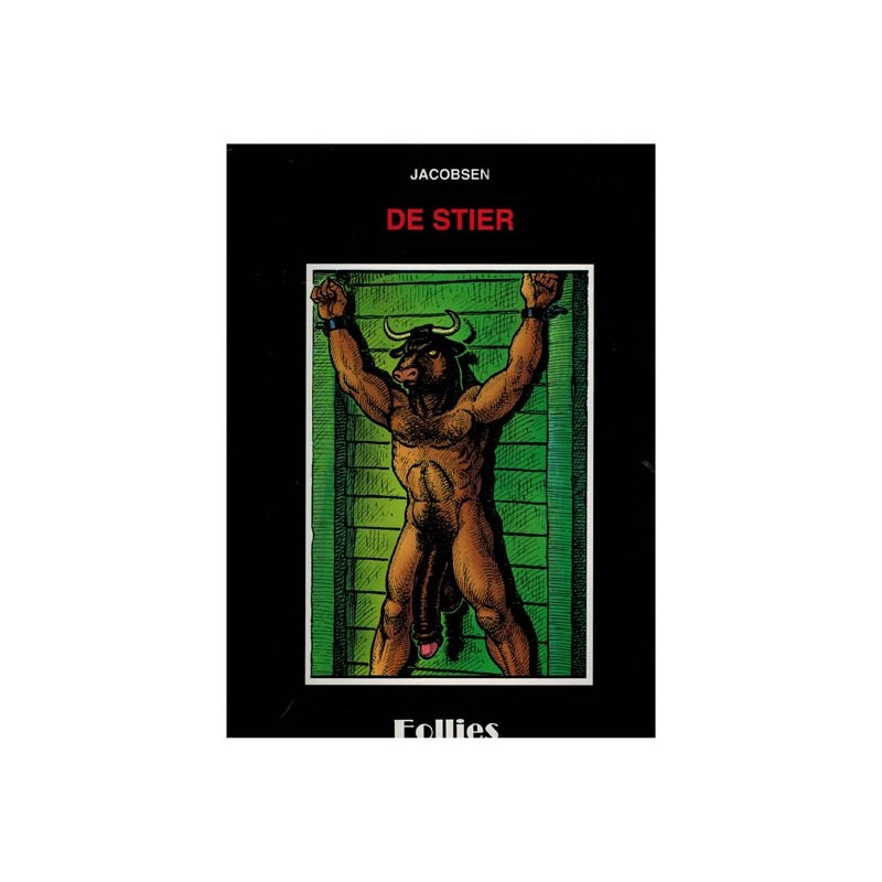 Follies 41 De stier 1e druk 1993