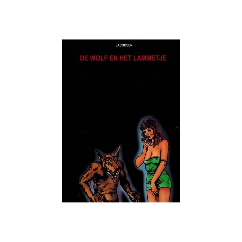 Follies 35 De wolf en het lammetje 1e druk 1992