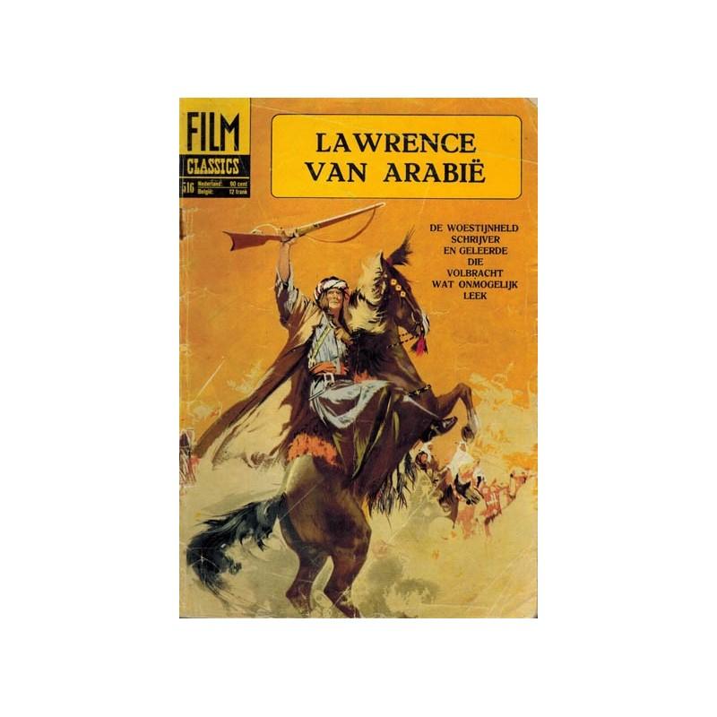 Film classics 516 Lawrence van Arabie 1e druk 1963