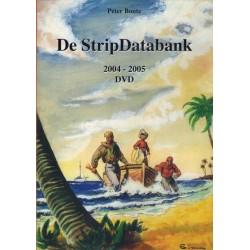 Stripdatabank 2004-2005 DVD