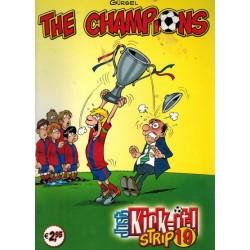 Champions Just kick-it! Strip 19 1e druk 2011