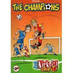 Champions Just kick-it! Strip 18 1e druk 2011