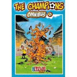 Champions Just kick-it! strip Omnibus 02 2011