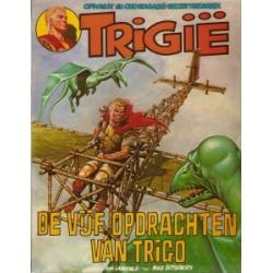 Trigie 03 De vijf opdrachten van Trigo herdruk