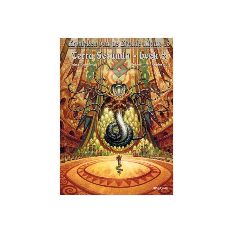Kronieken van de Zwarte Maan  HC 16 Terra Secunda boek 2