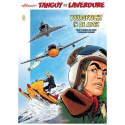 Tangy & Laverdure  classic HC 03 Vuurgevecht in de Alpen