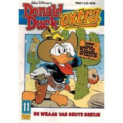 Donald Duck Extra 1989 11 De wraak van Brute Bertje 1e druk