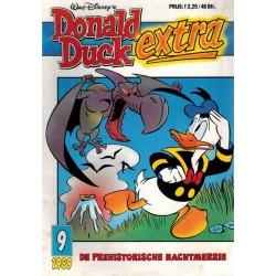 Donald Duck Extra 1989 09 De prehistorische nachtmerrie 1e druk