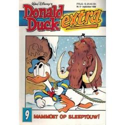 Donald Duck Extra 1988 09 Mammoet op sleeptouw 1e druk