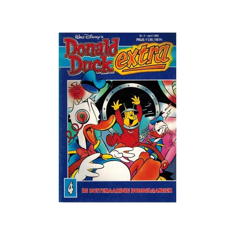 Donald Duck Extra 1988 04 De buitenaardse dubbelganger 1e druk