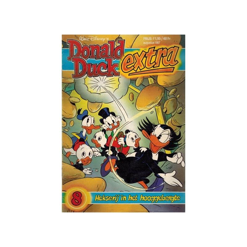 Donald Duck Extra 1987 08 Hekserij in het hooggebergte 1e druk