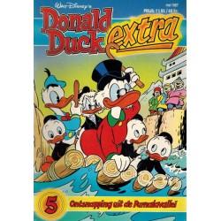Donald Duck Extra 1987 05 Ontsnapping uit de Purnalavallei 1e druk