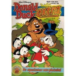 Donald Duck Stripgoed 47 Donald Duck Extra De apestreken van pluizebol 1986