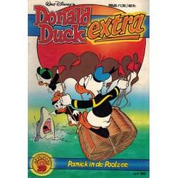 Donald Duck Stripgoed 39 Donald Duck Extra Paniek in de Poolzee 1986