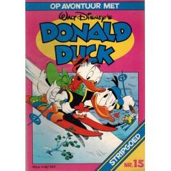 Donald Duck Stripgoed 15 Op avontuur met Donald Duck 1984