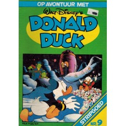 Donald Duck Stripgoed 09 Op avontuur met Donald Duck 1983