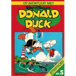Donald Duck Stripgoed 05 Op avontuur met Donald Duck 1982