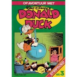 Donald Duck Stripgoed 03 Op avontuur met Donald Duck 1982