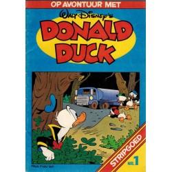 Donald Duck Stripgoed 01 Op avontuur met Donald Duck 1982