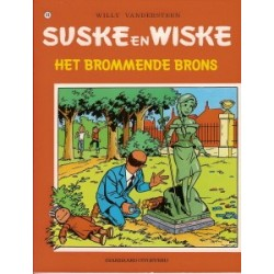Suske & Wiske 128 Het brommende brons herdruk