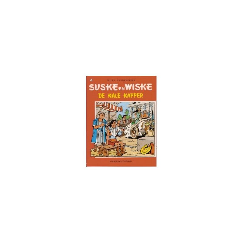 Suske & Wiske 122 De kale kapper herdruk