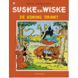 Suske & Wiske 105 De koning drinkt herdruk