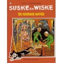 Suske & Wiske 074 De koddige kater herdruk