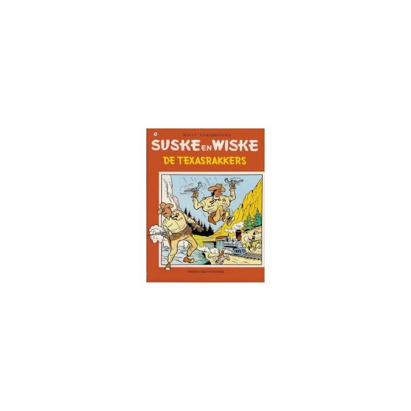 Suske & Wiske 125 De texasrakkers herdruk