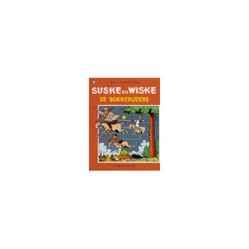 Suske & Wiske 136 De bokkerijders herdruk