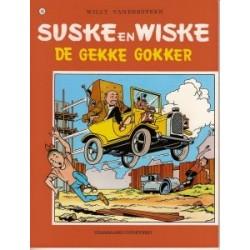 Suske & Wiske 135 De gekke gokker herdruk
