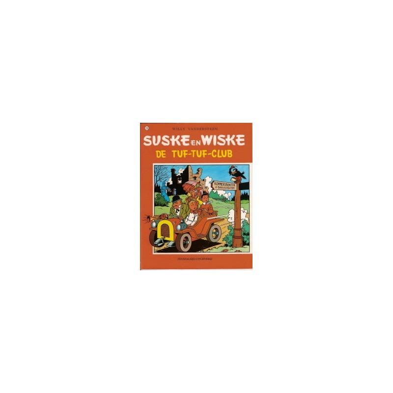 Suske & Wiske 133 De tuf-tuf club herdruk