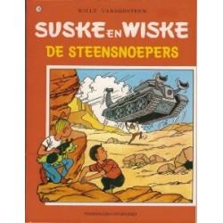 Suske & Wiske 130 De steensnoepers herdruk