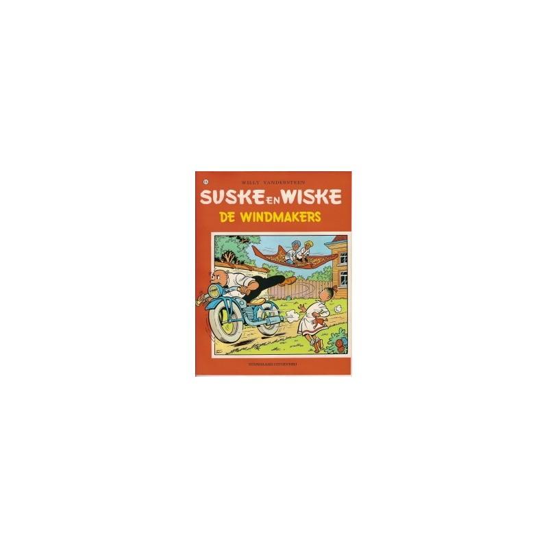 Suske & Wiske 126 De windmakers herdruk