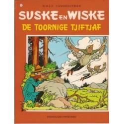 Suske & Wiske 117 De toornige tjiftjaf herdruk