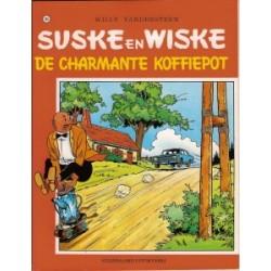 Suske & Wiske 106 De charmante koffiepot herdruk