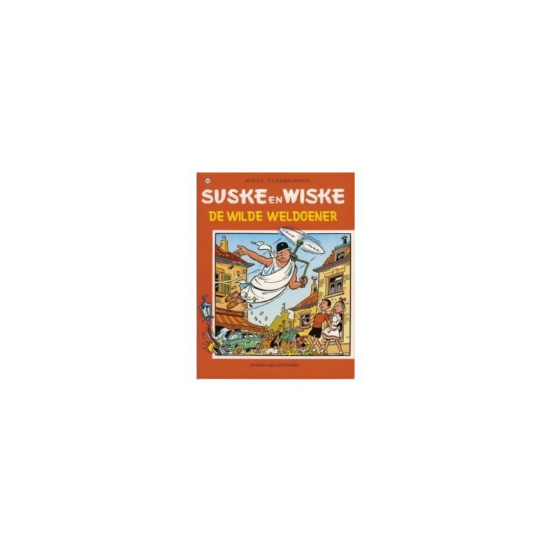 Suske & Wiske 104 De wilde weldoener herdruk