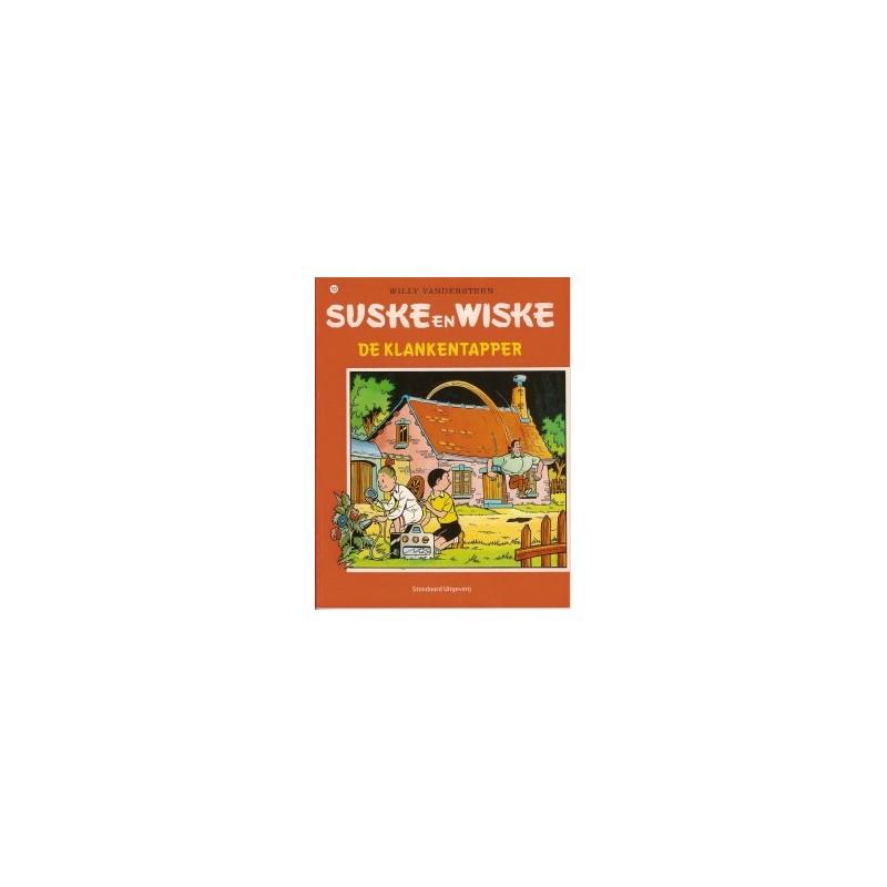 Suske & Wiske 103 De klankentapper herdruk
