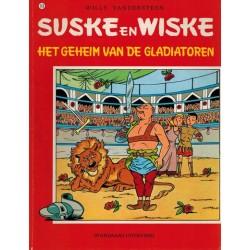 Suske & Wiske 113 Het geheim van de gladiatoren herdruk